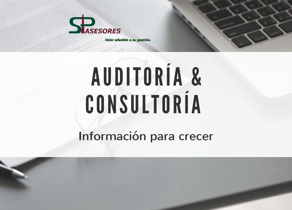 Auditoría & Consultoría. Información para crecer