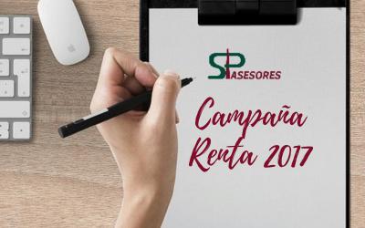 Campaña Declaración de la RENTA 2017