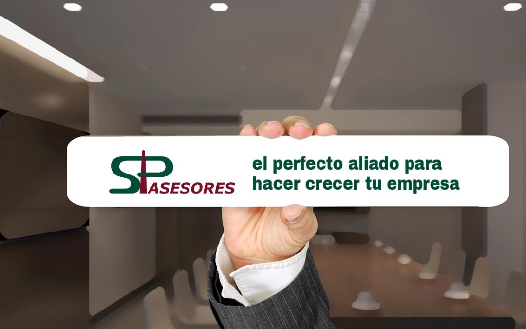 SP ASESORES, el perfecto aliado para tu empresa