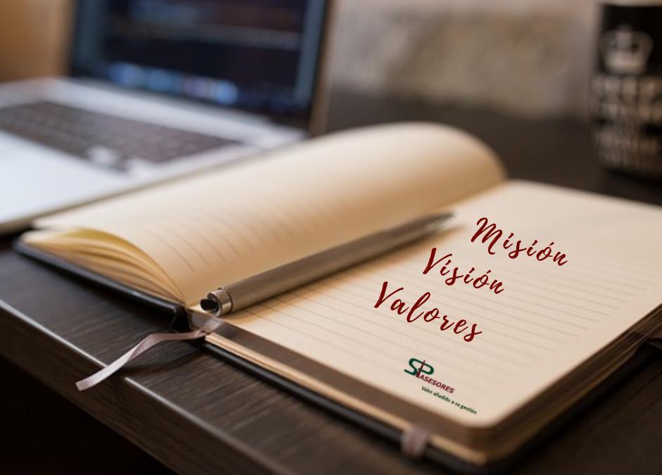Misión, Visión y Valores de tu empresa