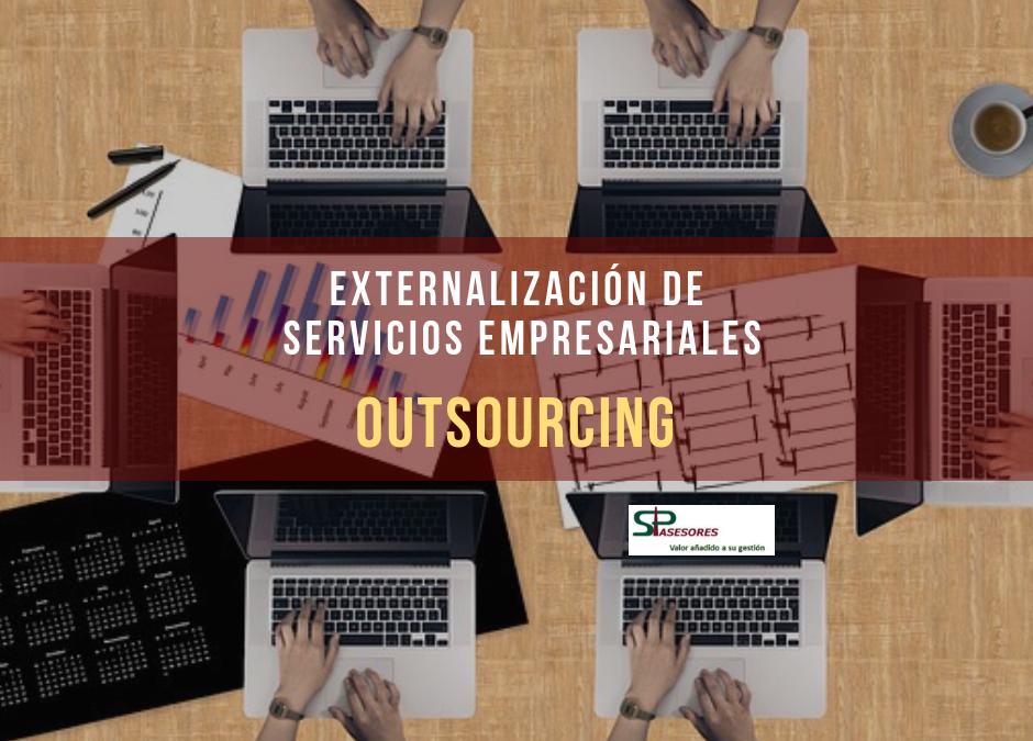 Externalización de Servicios Empresariales, OUTSOURCING