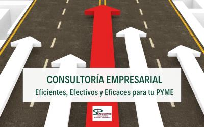 Eficientes, efectivos y eficaces para tu PYME