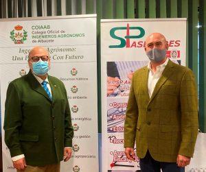Firma del Convenio de Colaboración entre COIAAB y SP ASESORES