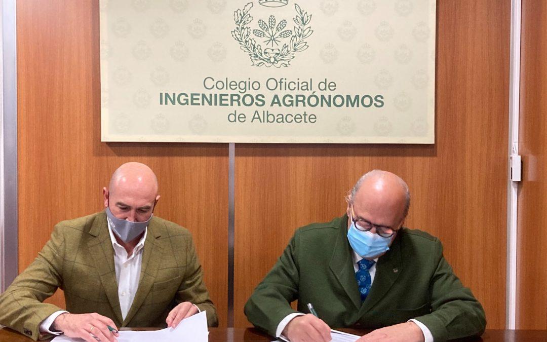 Firmado el Convenio de Colaboración entre el Colegio Oficial de Ingenieros Agrónomos de Albacete COIAAB y SP ASESORES