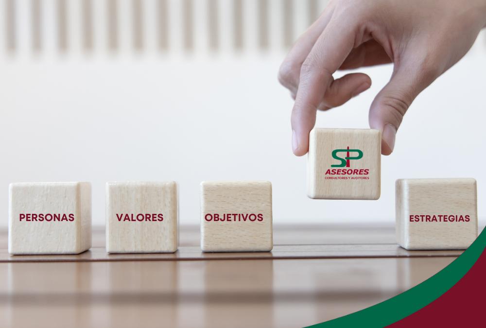 Personas, valores y objetivos para impulsar tu empresa